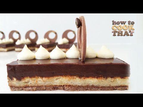 CHOCOLATE COFFEE DESSERT RECIPE How To Cook That Ann Reardon - YouTube
