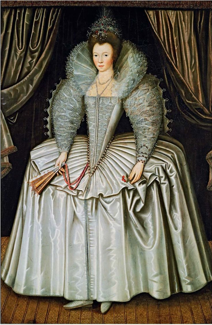 Elizabethan era clothing and fashion 14