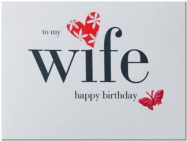 Check out free Happy Birthday Wife Images Quotes Pictures Cards – Happy Birthday to Wife Card