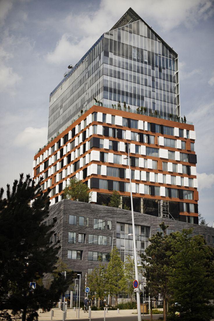 Horizons boulogne billancourt 92 mo gecina for Nouvel architecte