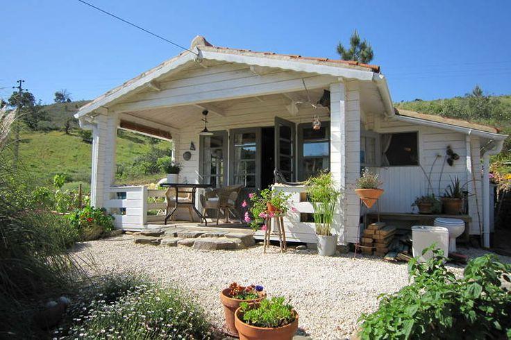 Tavira: eenvoudig chalet met een landelijke ligging. Ideaal voor mensen die de vakantie op een rustige plek in de Algarve willen doorbrengen.