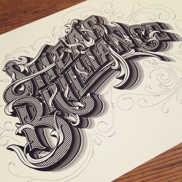 ¡¡Hola letterineros!! Hoy vamos con una excelente recopilación de logotipos caligráficos y basados en lettering para potenciar nuestra...