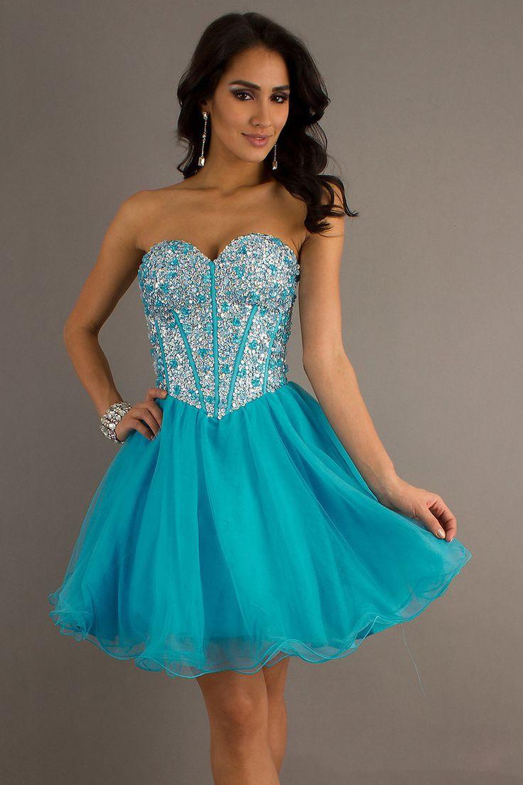 23 best Homecoming dresses 2014 images on Pinterest   Ballroom ...