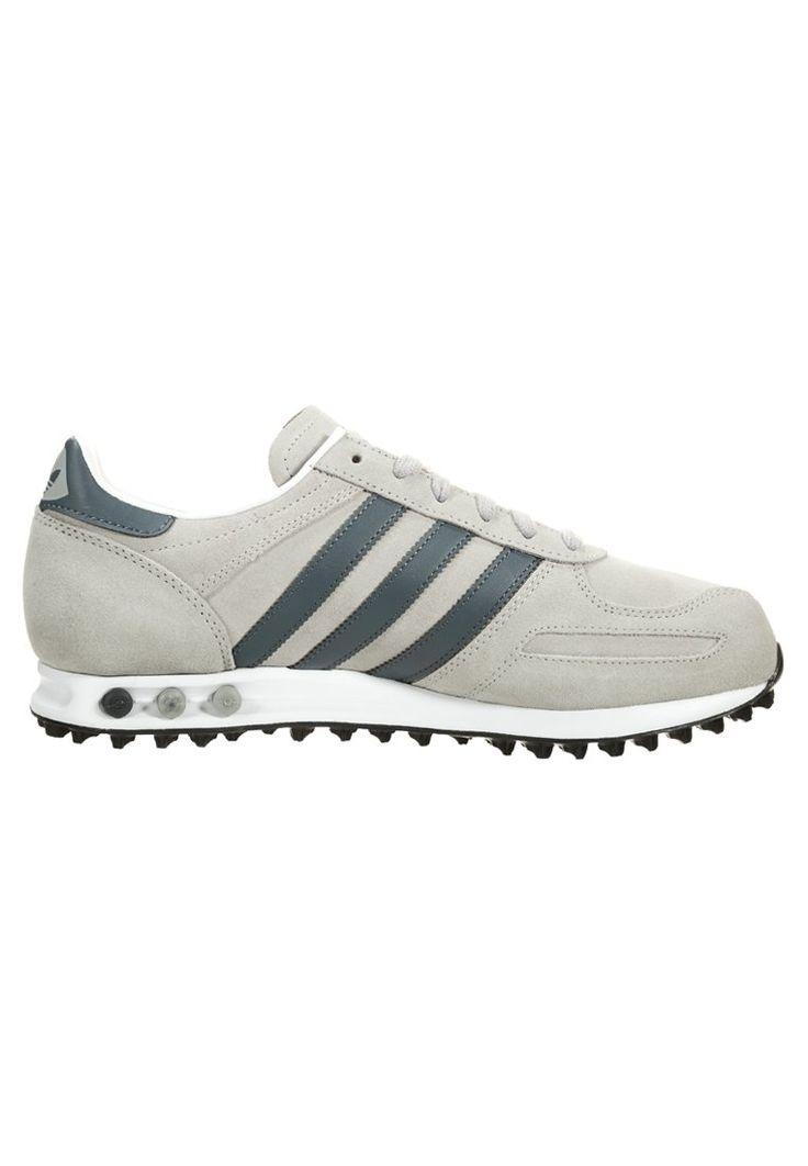 Adidas La Trainer Trainers Solid Grey/Bold Onix/Silver N20b6826