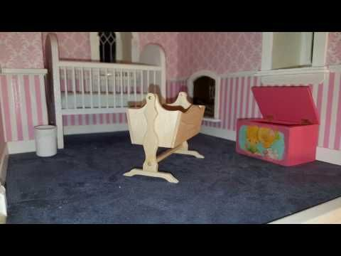 Baby Furniture   Dollhouse Miniature Madness And Tutorials | Dollhouse  Miniature Video Tutorials | Pinterest | Baby Furniture, Miniatures And  Tutorials