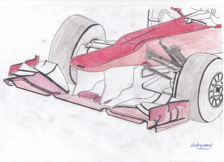 Ferrari F1 - 2012 - Front Wing