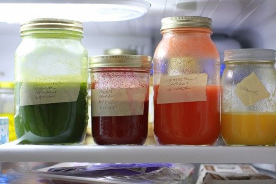 Juice recipes. So colorful! So yummy!