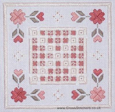 Classic Embroidery - Cornelian Hardanger Kit