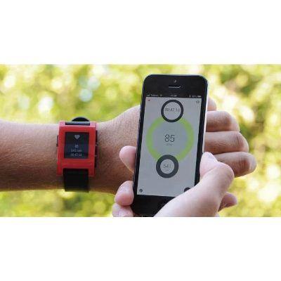 Relógio Smartwatch Pebble Android - Iphone - Pronta Entrega! - R$ 599,00 no MercadoLivre