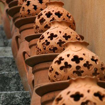 Taormina pottery