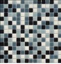 Стеклянная мозаика Размеры сегментов мозаики (мм): 20x20