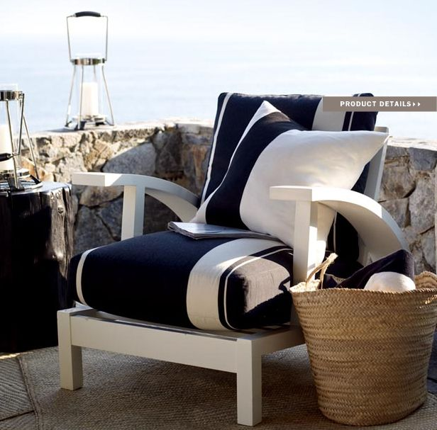 Ralph Lauren Home Black Sands Collection Nautical Modern Beach Style