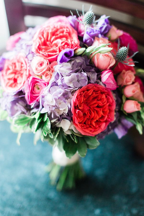 Gorgeous colors! Photo by: Stephanie Yonce Photography