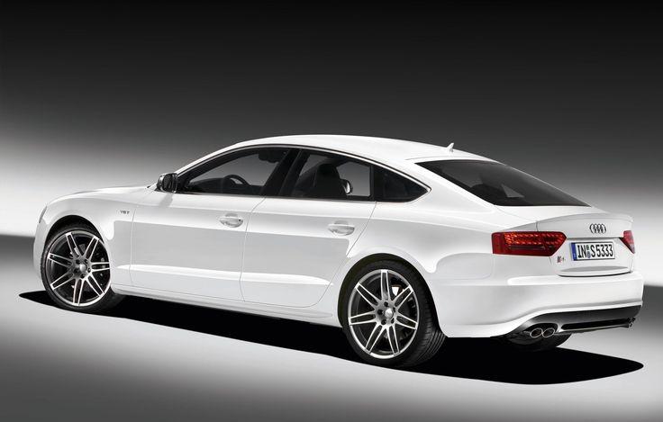 2016 Audi A5 4 Door