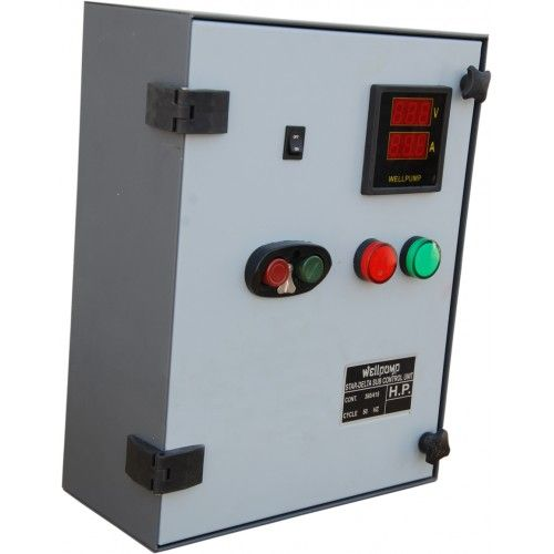 Fully Automatic Start Direct On-Line Three Phase Starters 3 H.P