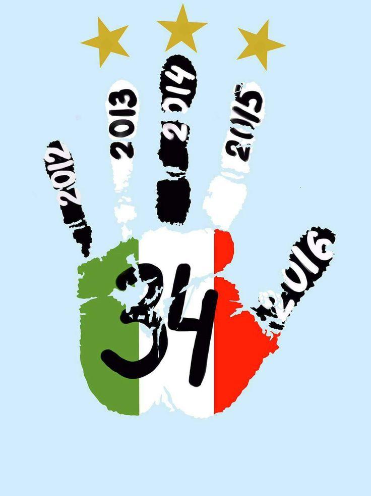 juventus campione d'italia 2016
