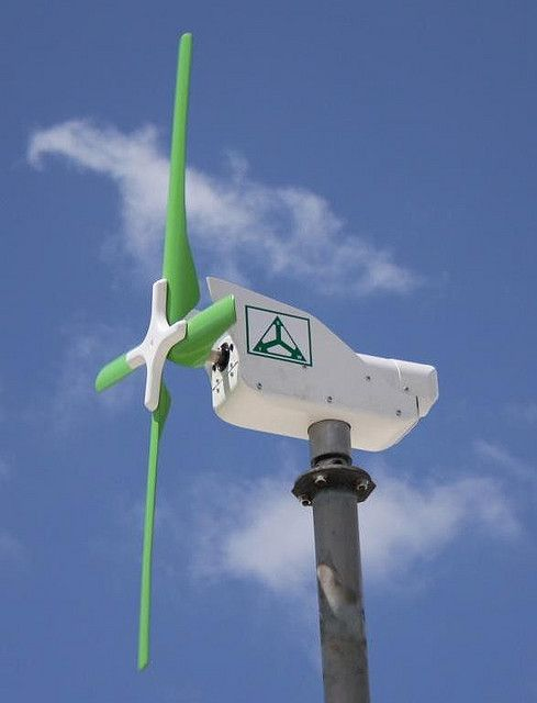 The Time of Wind Power for Homes Has Come Round Again