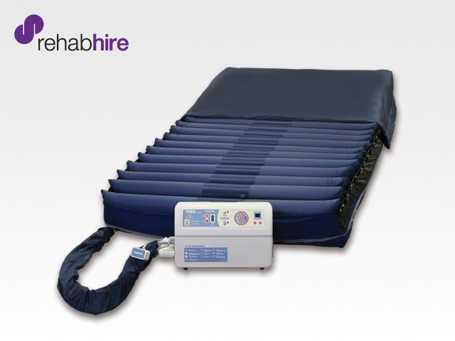 BAR320/BAR321: Bariatric Alternating Mattress System 105cm X 200cm / 120cm X 200cm 450kg