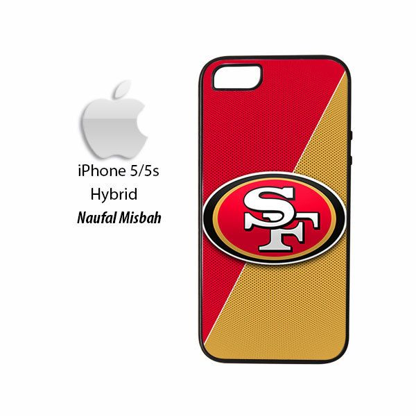 San Francisco 49ers #5 iPhone 5/5s HYBRID Case Cover