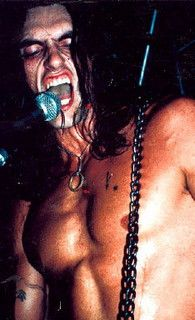 Peter Steele. Let's just appreciate ... everything in this picture.