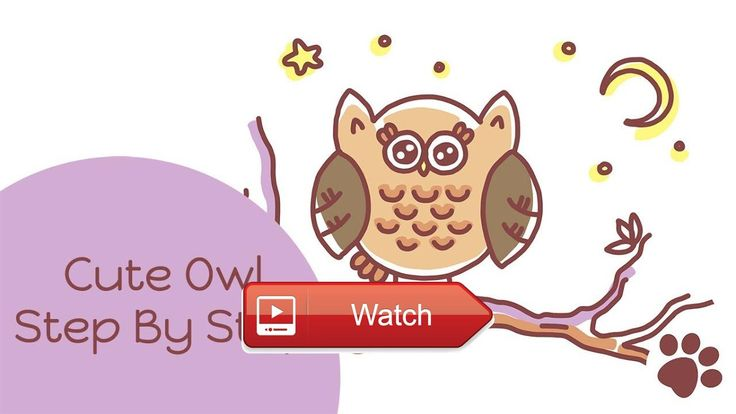 How to draw cute owl Draw Animal Cute cartoon drawing Easy drawing for kids Lets Draw Meow  How to draw cute owl How to draw cute animals Cute cartoon drawing Easy drawing for kids Lets Draw Meow How to draw cute pictures In this video you  on Pet Lovers