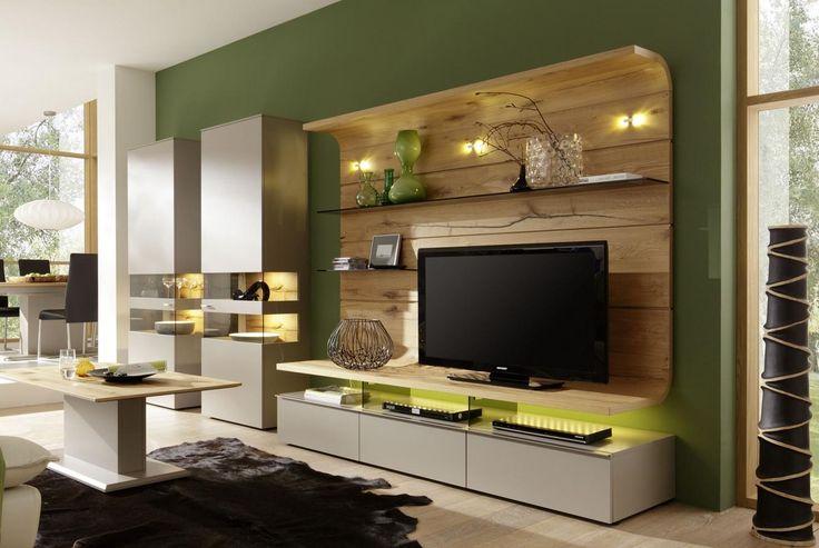 Gwinner Felino Wohnwand FE7 Mit der Gwinner Felino Wohnwand FE7 hält modernes Design und elegante Ausstrahlung Einzug in Ihr Wohnzimmer. Hochwertige Materialien, erstklassige Verarbeitung sowie Lackfarben in Kombination mit...
