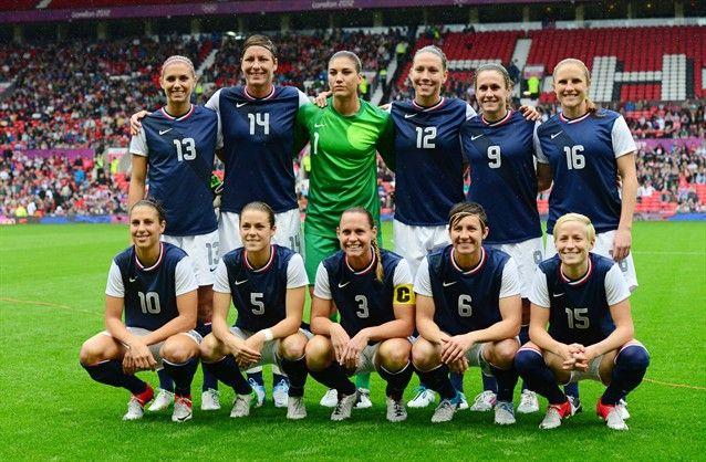 USA Woman's Soccer team!!