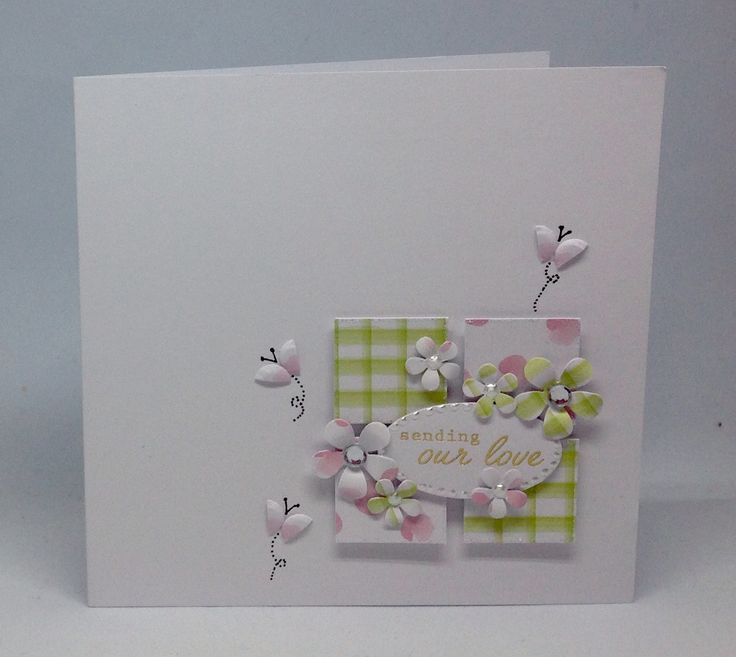 Card created using Watercolour Washes Paper Pad and Candi, made by Julie Hickey www.craftworkcards.com