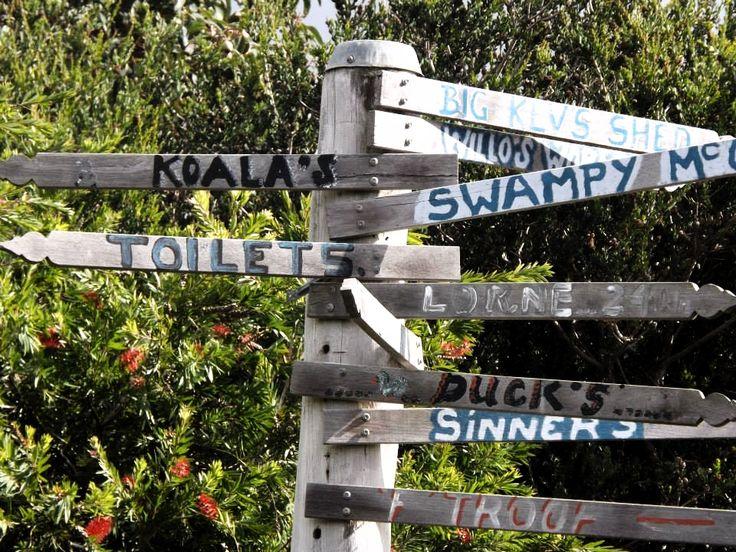 Classic Aussie sign.