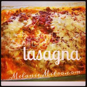 BEST. Clean. Eating. Lasagna. EVER. I just made a double batch of this recipe for my family and a family that just had a baby. Big compliments all around! You don't even miss the noodles! (And this girl really loves her carbs...) great recipe!