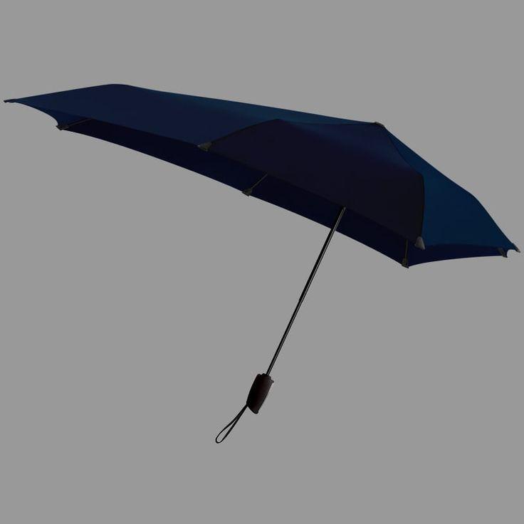 parasole reklamowe senz° automatic granatowy – Parasole reklamowe z nadrukiem Senz