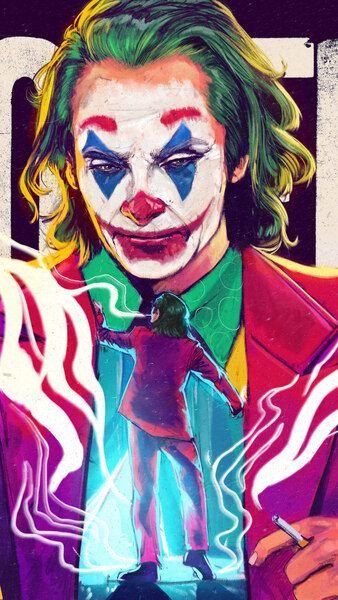 Joker Joaquin Phoenix Movie 2019 4k Hd Mobile Smartphone