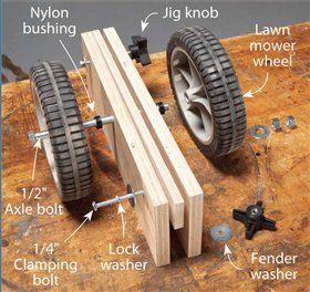 AW Extra 6/20/13 - Plywood Caddy - Popular Woodworking Magazine
