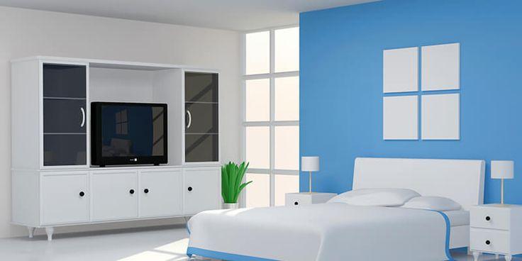 Yaşam alanlarımız olan evlerimizin daha şık ve ferah görünmesi için ihtiyacınız olan en çok tercih edilen duvar boyası renklerini sizler için derledik...