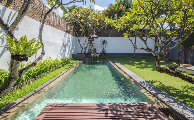 It's a beautiful day at Uma Sapna Villa, Seminyak - Bali
