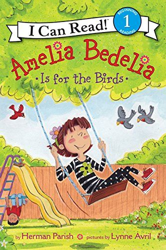 Amelia Bedelia Is for the Birds (I Can Read Level 1) by H... https://www.amazon.com/dp/0062334247/ref=cm_sw_r_pi_dp_x_qLkIzb0CT8ZHV