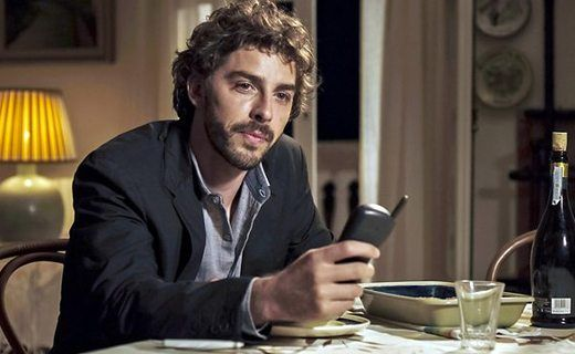Michele Riondino who plays the Young Montalbano