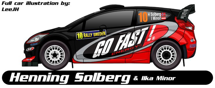 WRC | FORD | #10/#16 | Henning Solberg - Ilka Minor ( 1-4, 6, 8 )