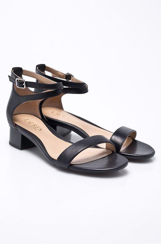 8d36204f615 Pantofi cu toc Sandale cu toc înalt - Lauren Ralph Lauren - Sandale Betha