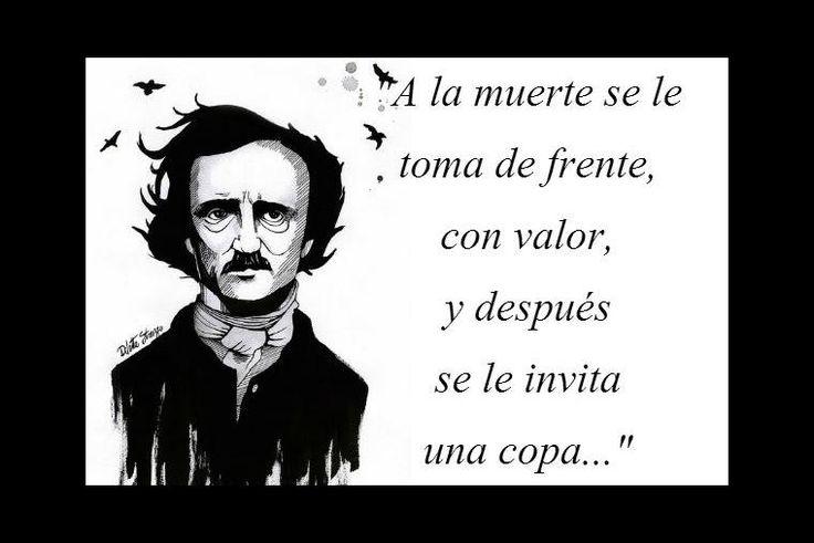 Creador del relato policial, maestro del relato de terror y un exquisito artesano de las letras capaz de engendrar los miedos más profundos a través de la palabra, sí, ese es Edgar Allan Poe, quien na