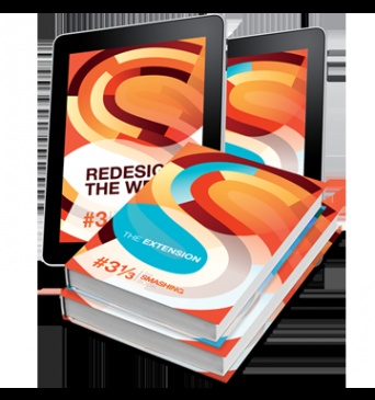 The Smashing Book #3+1/3 | Redesign The Web (2 Printed + 2 Free eBooks) $49.80