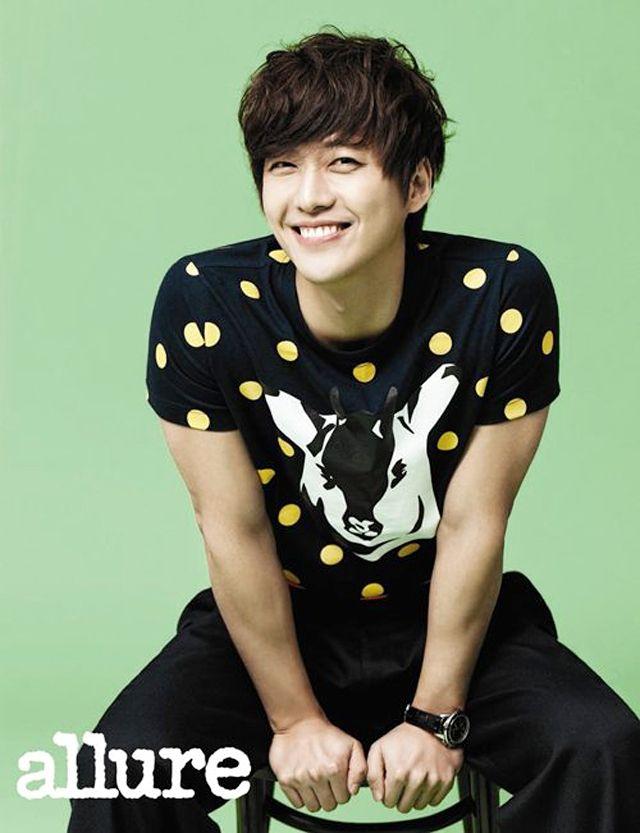 Nam Goong Min is both smokin' hot *and* adorable