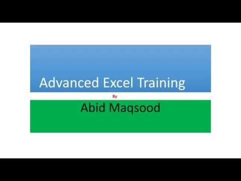 Excel Formulas and functions Assignment 2 - YouTube