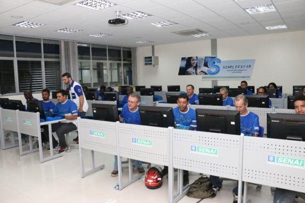 Senai de Sorriso tem vagas em 15 cursos - EExpoNews