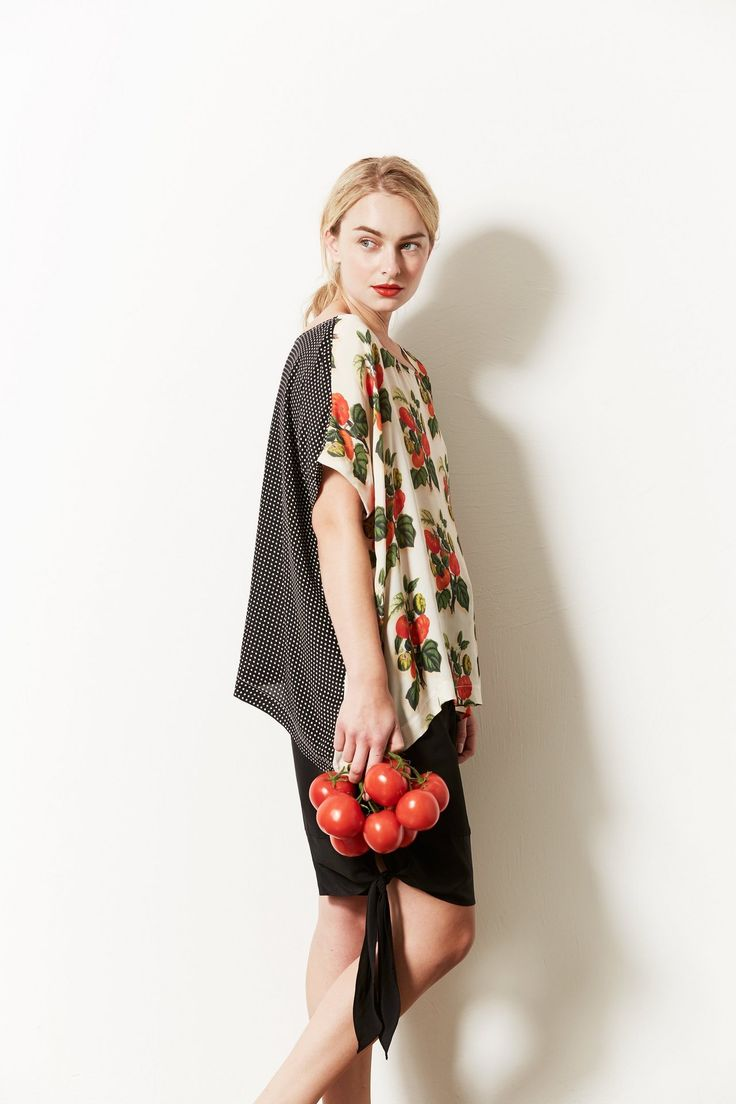 Maud Dainty - M.A Dainty Tomatoes Top