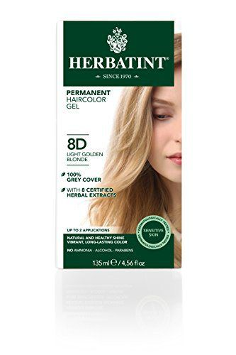 Herbatint Hair Color, Light Golden Blonde, 4 Fluid Ounce - http://essential-organic.com/herbatint-hair-color-light-golden-blonde-4-fluid-ounce/
