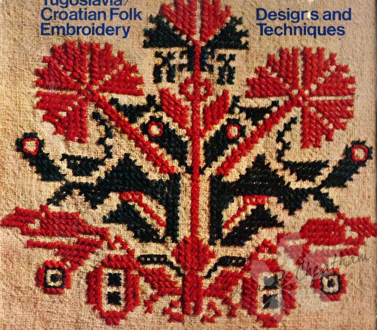 Gallery.ru / Фото #1 - Yugoslavia/Croatia Folk Embroidery - Dora2012