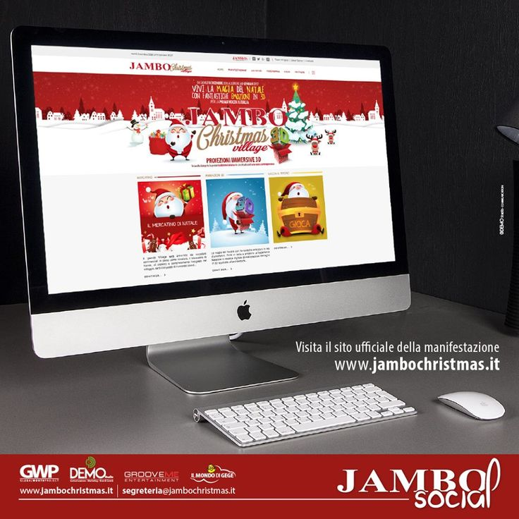 JamboChristmas & i Social Network