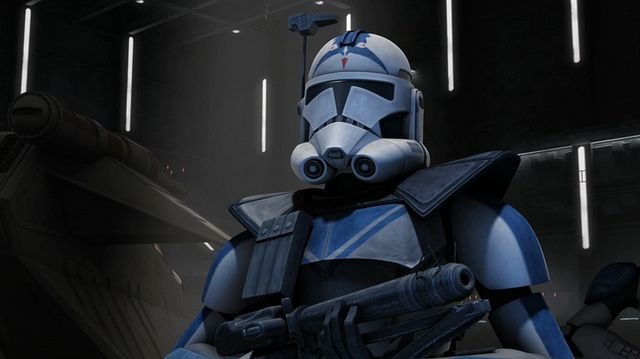 Fives - Former Arc Trooper and former Clone Trooper he was the only survivor of the Domino Squad. He fought alongside Captain Rex in important and clone based missions. He was the first and only known clone to have discovered Order 66 but he was killed due to his findings by the Sith Lord Darth Sidious