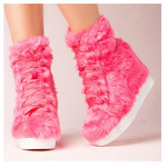 I love these, anything furry I'll wear :-)